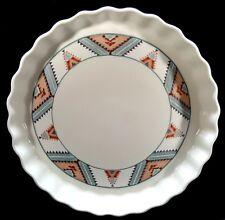 Mikasa Intaglio Santa Fe Quiche Tart Pan Dish Southwest CAC24 More Pieces Avail