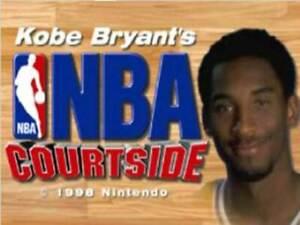 Kobe Bryant In NBA Courtside - Nintendo N64 Game