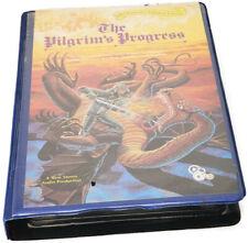Co. One 1998 Jim PappaThe Pilgrim's Progress 6 Audio Cassettes Amp Verison Clam