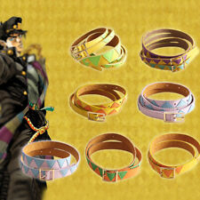 JoJo's Bizarre Adventure Kujo Jotaro Belt Men Halloween Christmas Cosplay Props