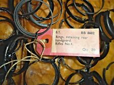 Lee Enfield     No4   New original  handguard retaining ring x 1 Unused