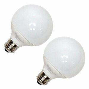 Westinghouse 3800400 - 15 Watt Globe CFL Light Bulb