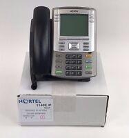Nortel Avaya 1140E IP Phone Silver - Grade B Bulk