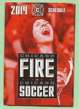 Chicago Fire 2014 Schedule MLS – Soccer Futbol – Althletico