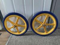 BMX Skyway Mag Wheel Set