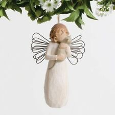 With Affection Willow Tree Christmas Ornament by Susan Lordi 26137 Decoration