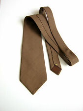 JACQUES ERMANS NUOVA NEW VINTAGE 70 SHANTUNG PURA SETA PURE SILK  MADE IN ITALY
