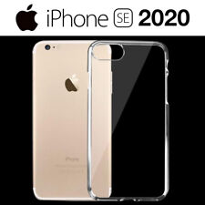 FUNDA SILICONA GEL TPU FINA TRANSPARENTE PARA iPHONE 7 / 8 / SE 2020 / PLUS