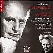 Beethoven: Piano Concerto No.5 Op. 73 'Emperor'; Symphony No.5, Edwin Fischer, V