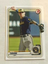 2020 Bowman BP-35 Brice Turang - Milwaukee Brewers ~ FREE SHIPPING