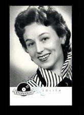 Lolita Autogrammkarte Original Signiert ## BC 154825