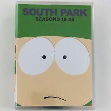 South Park Seasons 16-20 Dvd Box Set - Season 16 17 18 19 20 - Region 1/Ntsc