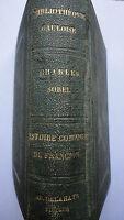 SOREL LA VRAIE HISTOIRE COMIQUE DE FRANCION 1858