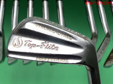 Spalding 1963-64 Top Flite Professional 2-PW 9 Iron Set Steel Regular Men's RH