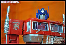 Metal Autobot Logo Stickers for MP 10 Optimus Prime