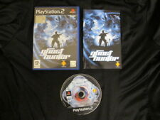 PS2 : GHOSTHUNTER - Completo, ITA ! Ghost Hunter !