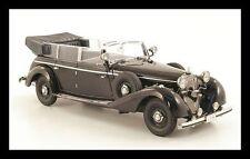 wonderful modelcar Mercedes-Benz  770K CONVERTIBLE  1938 - black - scale 1/43