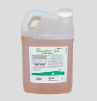 Broadleaf Herbicide Dimethylamine Salt 2, 4-D Amine 46.8% - Weeder 64 - 2.5 Gal