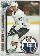 DUSTIN PENNER FATHEAD TRADEABLES EDMONTON OILERS REMOVABLE MINI STICKER 2010 #39