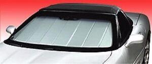 Heat Shield Silv Car Sun Shade Fits 99-07 Ford F250 Super Duty & 99-05 Excursion