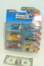 Hot Wheels Connect Cars 3 Pack - Wisconsin Oregon Rhode Island Cool '33 Ford GTO