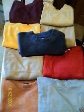 Kids Basic Concept Heavy Fleece Long Sleeve Shirt Sm,Med,LG  New