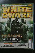 White Dwarf Magazine - 365 May 2010. Battlehosts for War of the Ring Armies. GW