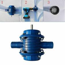 Portable Household Pump Self-priming Hand Drill Water Pump Centrifugal Pump AU