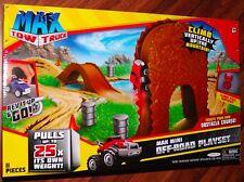 Max Tow Truck Mini Offroad Playset - new