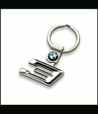 BMW 3 SERIES KEYRING CHROME KEY CHAIN FOB GIFT METAL M SPORT E36 E46 E90 F30 F80