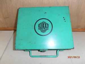 Gebrauchten Kukko Universal Abzieh- und Trennvorrichtungs-Satz im Metallkoffer!!