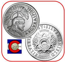2013 SBSS Argyraspides 1 oz. Silver -- Silver Bullet Silver Shield in airtite