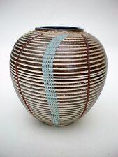 Vintage Dumler & Breiden Sgraffito Ceramic Vase / Duemler & Breiden 1950's