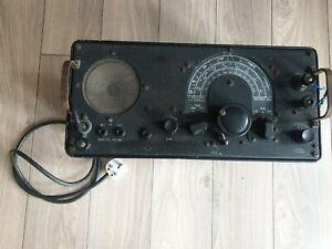 WW2 Vintage PCR Communications Receiver
