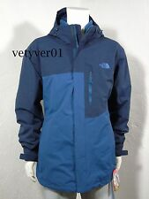 New NORTH FACE Atlas Triclimate 3-in-1 Waterproof Seam-Sealed Jacket Blue sz XXL