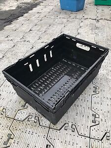 Bale Arm Crate 600x400x250 Plastic Containers