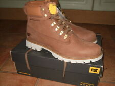 CAT P722851 LEXICON MENS DESIGNER BOOTS,SIZE UK12,NEW IN BOX,FREE UK POST