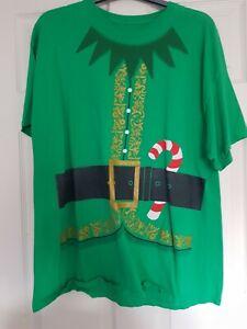 Men's XL Elf T Shirt