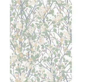RoomMates Peel & Stick Vinyl Wallpaper Willow Branch 1 Roll 28.3 Sq.Ft New Open