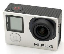 GoPro Hero 4 Negro Edición 4k Acción Videocámara con 3.37mm (19mm) F/2.8
