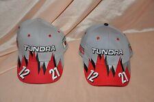 Toyota TRD Tundra White House Apples Nascar Hat #12 #21