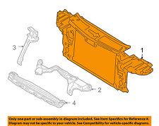 PORSCHE OEM 08-10 Cayenne-Radiator Core Support Bracket Panel 95550559402