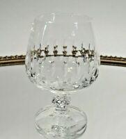 Glas Cognacschwenker H 11 cm  Aperitif Kristall Glas handgeschliffen Gläser