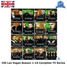 CSI Las Vegas Season 1-15 Complete Series 1 2 3 4 5 6 7 8 9 10 11 12 13 14 15