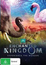 Enchanted Kingdom : NEW DVD