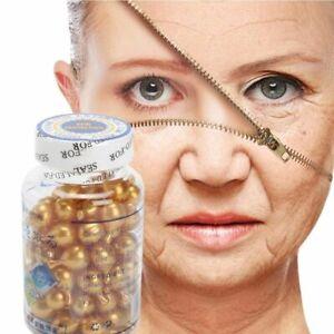 90pcs Vitamin E Extract Gelatin Face Cream Anti Wrinkle Whitening Anti Ageing