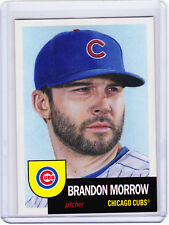 Brandon Morrow Chicago Cubs 2018 Topps 1953 Living Set 30 from Week 10