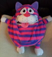 "13""  TUMMY STUFFERS WILD ONES SOFT PLUSH STUFF & STORE SNUGGLE  CATJAY AT PLAY"