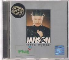 ROBERT JANSON - TRZECI WYMIAR 1997 CD VARIUS MANX