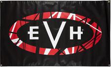 Official Evh Vinyl Banner Eddie Van Halen logo Licensed 3 x 5' New Free Shipping